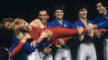 De 'Rumore' a 'Fiesta', los grandes éxitos de Raffaela Carrà