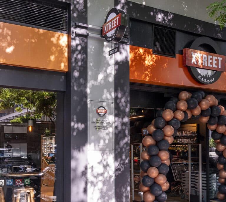 Xtreet Market: el nuevo súper urbano que quiere crecer en el centro de Madrid