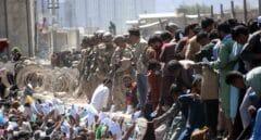Una cadena de atentados causa una masacre junto al aeropuerto de Kabul