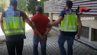 Detenido en Madrid Domenico Paviaglianiti, el máximo responsable de la mafia calabresa