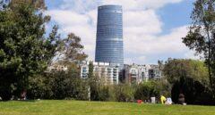 El 'skyline' vasco: bajito y sin ascensor