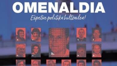 La izquierda abertzale intensifica los actos de apoyo a presos de ETA tras culminar su traslado