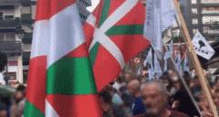 Covite denuncia el pasacalles en Bilbao a un etarra condenado por cuatro asesinatos