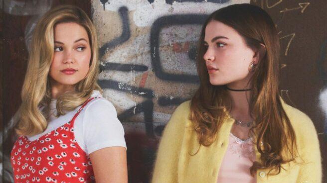 Imagen promocional de la serie Cruel Summer.