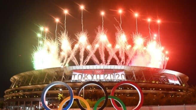 Ceremonia de clausura de los Juegos de Tokio 2020