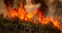 Casi toda España estará hoy en riesgo de incendios debido a las altas temperaturas