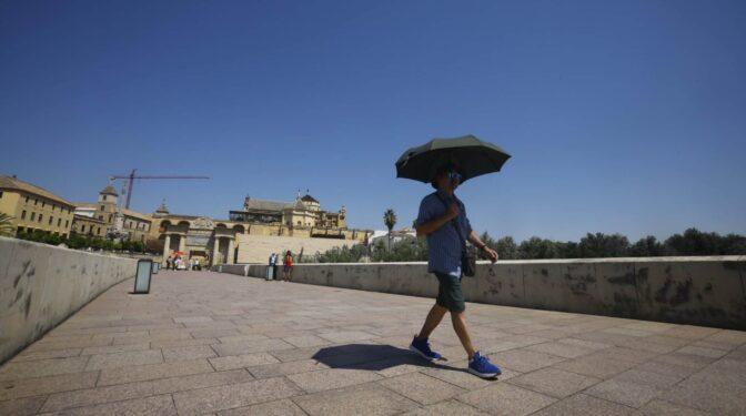 La temperatura media de las capitales españolas sube cerca de 1ºC en una década