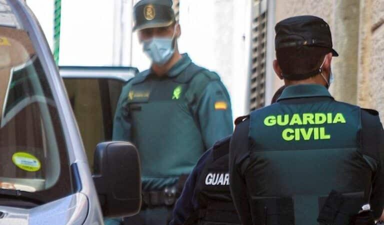 Un hombre asesina y quema el cadáver de su mujer en Málaga