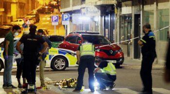 Tiroteo en Salamanca: muere un hombre y su acompañante cae herida muy grave