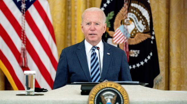 El presidente de los Estados Unidos, Joe Biden