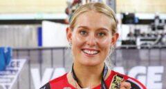 Muere a los 24 años la ciclista olímpica Olivia Podmore