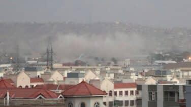 Más de una decena de muertos en un atentado en el exterior del aeropuerto de Kabul