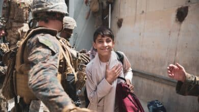 La rendición de Afganistán