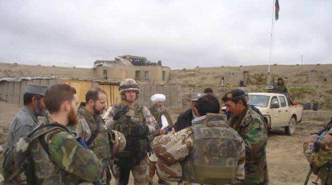 """""""Los talibanes van a degollar a todos los que hemos trabajado con el ejército español"""""""