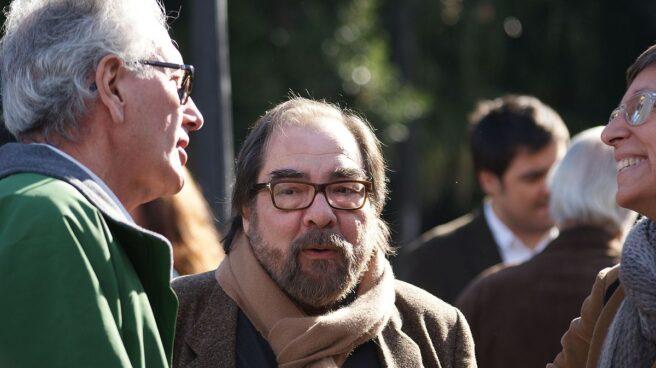 El periodista Ángel Casas.