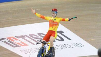 Alfonso Cabello consigue el primer oro para España en los Juegos Paralímpicos de Tokio