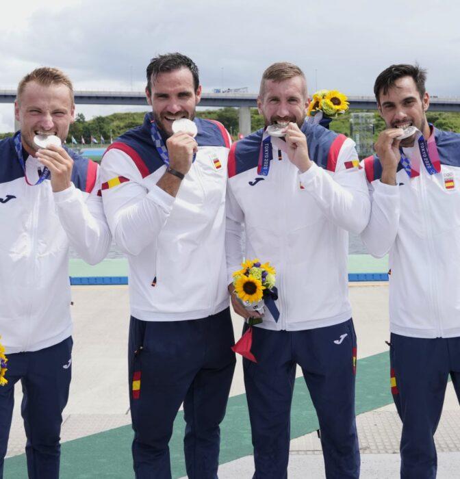 Craviotto, el deportista español con mejor palmarés olímpico