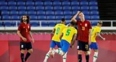 Brasil niega el oro olímpico a España en la prórroga