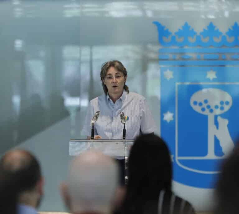 Cuatro exediles de Carmena logran formar un grupo mixto en el Ayuntamiento de Madrid