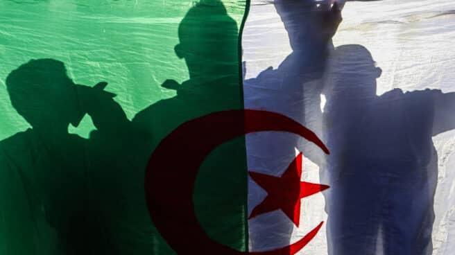 Manifestaciones antigubernamentales en Argelia