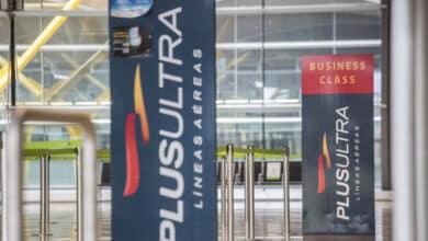 La Justicia estudia la petición del PP de hipotecar los aviones de Plus Ultra