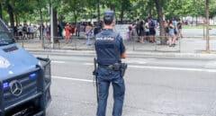 Detenido un hombre en Madrid que entró escalando en la casa de su expareja, sobre la que tenía orden de alejamiento