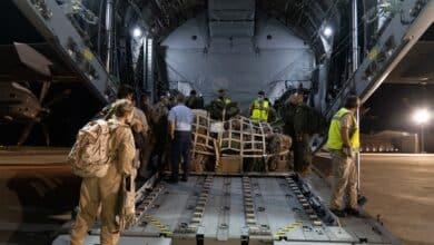 Aterriza en Kabul el primer vuelo español para el plan de evacuación en Afganistán