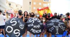 Greenpeace señala al trasvase Tajo-Segura como causante de la crisis del Mar Menor
