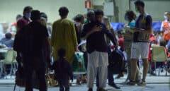 Más de 500 afganos ya están en España y más del 60% ha pedido asilo