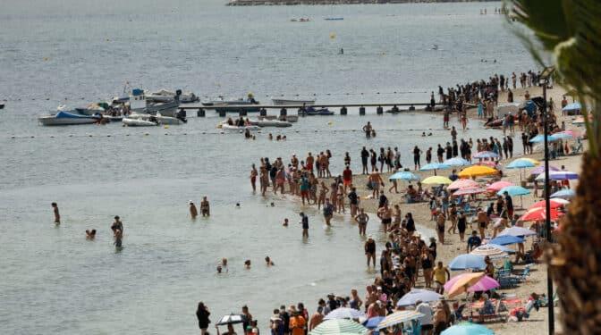 El abrazo al Mar Menor de miles de personas