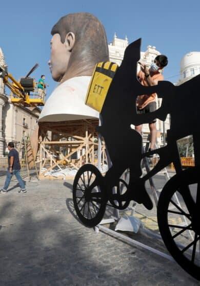 Vuelven las Fallas de Valencia: del 1 al 5 de septiembre
