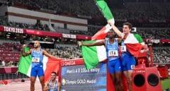 """Italia asombra en Tokio con récord de medallas: """"Estamos haciendo historia"""""""