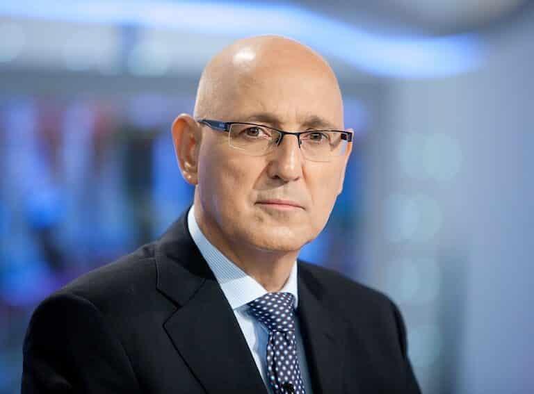 El periodista José Antonio Álvarez Gundín, nuevo director de Informativos de Telemadrid