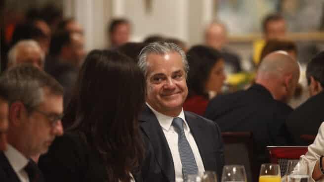 El ex vicepresidente de Coca-Cola y ex dirigente de Ciudadanos, Marcos de Quinto.