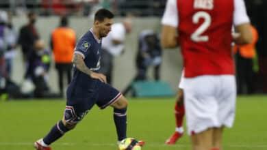 Telecinco le gana la partida a Ibai Llanos en el debut de Messi con el PSG