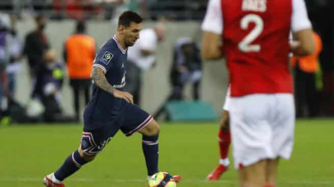 El debut de Messi con el PSG arrasó en Telecinco, que superó a Ibai Llanos en Twitch