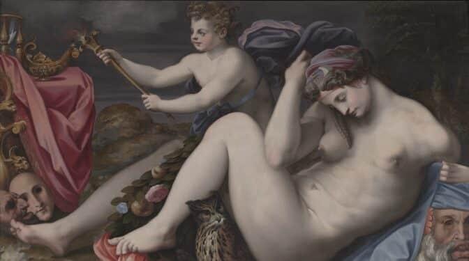 La enfermedad en el lienzo y el diagnóstico en un museo: así se pintó el cáncer de mama antes de serlo
