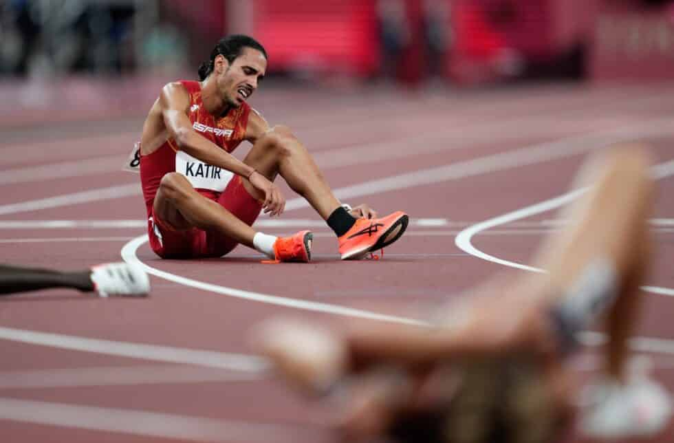 Mo Katir, octavo en los Juegos Olímpicos de Tokio