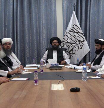 El mulá Baradar, el estratega que ha llevado a los talibanes a la victoria