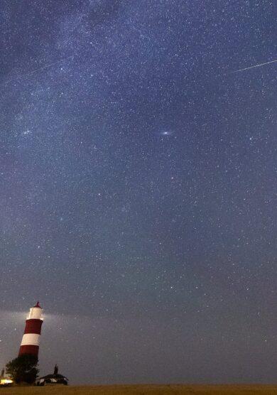 Desde dónde ver las Perseidas: 6 sitios clave para la lluvia de estrellas