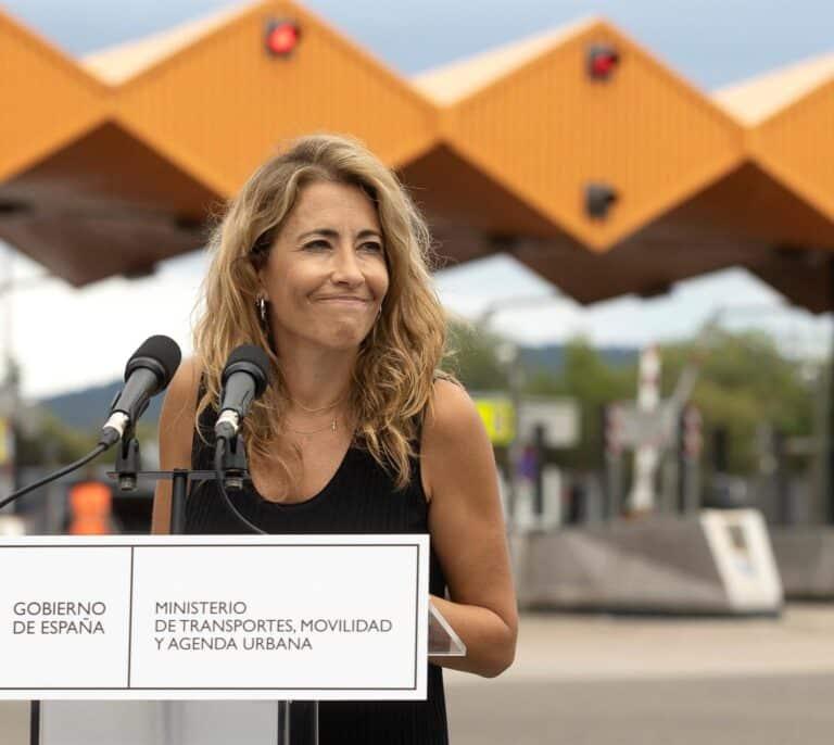 Gobierno y Generalitat exhiben el fin de los peajes sin aclarar cómo se pagarán las vías