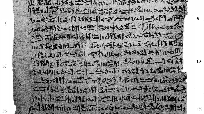 Papiro médico de Hearst