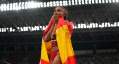 Ana Peleteiro se lleva el bronce en la gran noche de Yulimar Rojas