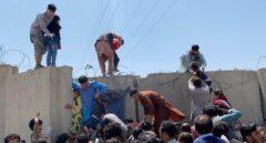 Al menos siete muertos en el caos del aeropuerto de Kabul