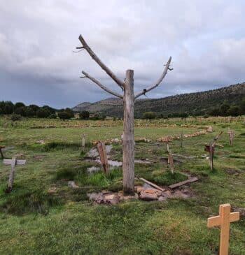 Sad Hill, el cementerio de cine que compite con el monasterio de Domingo de Silos