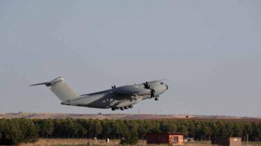 Sale de Kabul el primer vuelo de evacuación de los españoles en Afganistán