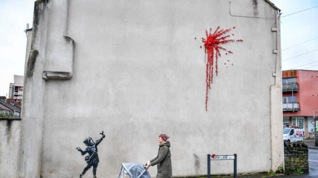 Banksy. El genio sin rostro del arte callejero