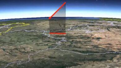 Detectan una bola de fuego sobrevolando el centro peninsular a 50.000 km/hora