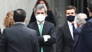 El PP no cederá a la presión de Lesmes y mantiene el pulso a Sánchez por la renovación del CGPJ