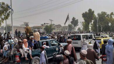 """China """"respeta la voluntad del pueblo afgano"""" y mantiene su embajada en Kabul"""
